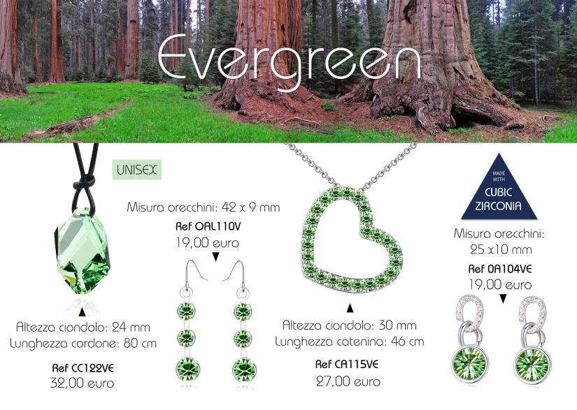15 evergreen