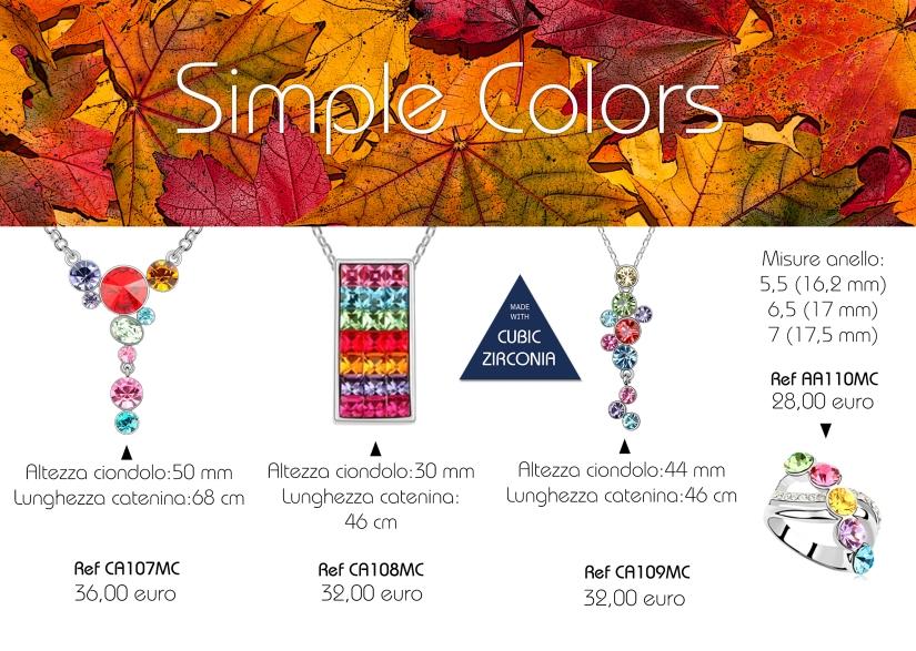 31 simple colors